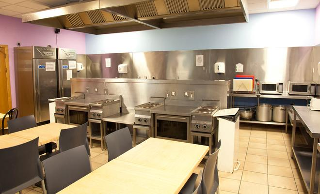 Jacobs Inn - Hostel - Dublin - Phòng bếp