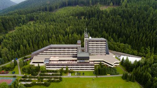 Orea Resort Horal - Špindlerův Mlýn - Gebäude