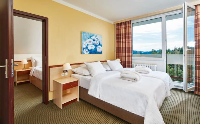 Orea Resort Sklar - Harrachov - Makuuhuone