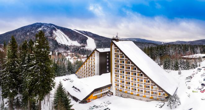 Orea Resort Sklar - Harrachov - Rakennus