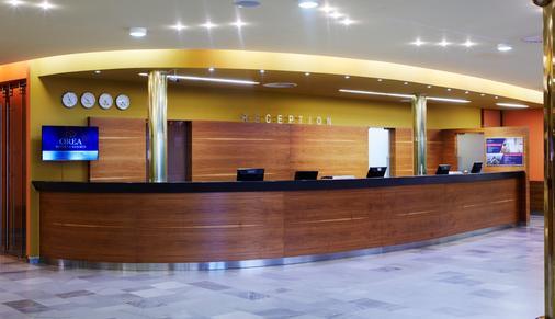 沃羅涅什奧雷亞酒店 1 號 - 布爾諾 - 布爾諾 - 櫃檯