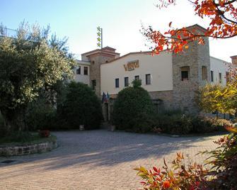 Hotel Villa Venus - Atena Lucana - Edificio