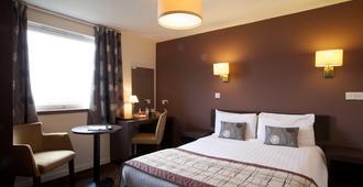 Dunollie Hotel - Portree - Bedroom
