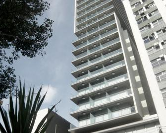 H Niteroi Hotel - Niteroi - Building