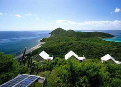 Concordia Eco Resort - Saint John's National Park - Building