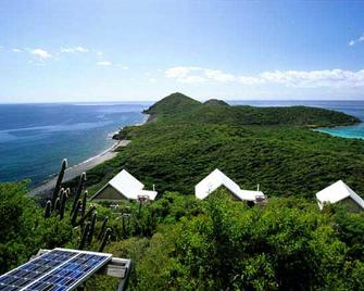 Concordia Eco Resort - Saint John's National Park - Building