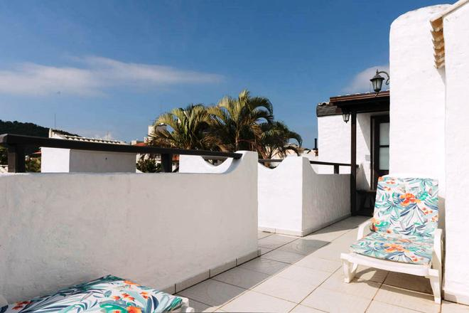 無名民宿旅館 - 弗洛里亞諾波利斯 - 弗洛里亞諾波利斯 - 陽台