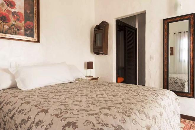 無名民宿旅館 - 弗洛里亞諾波利斯 - 弗洛里亞諾波利斯 - 臥室