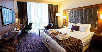 天王星伊斯坦布爾托普卡飯店 - 伊斯坦堡 - 臥室