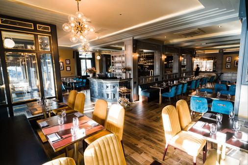 Da Vinci's Hotel Derry - Londonderry - Phòng ăn