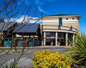 Da Vinci's Hotel Derry - Derryn kreivikunta - Rakennus