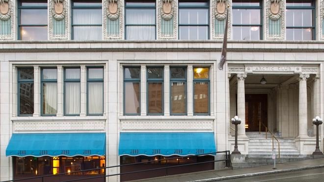 The Arctic Club Seattle - a DoubleTree by Hilton - Seattle - Building