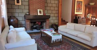 La Casita de Coyoacán - Ciudad de México - Sala de estar