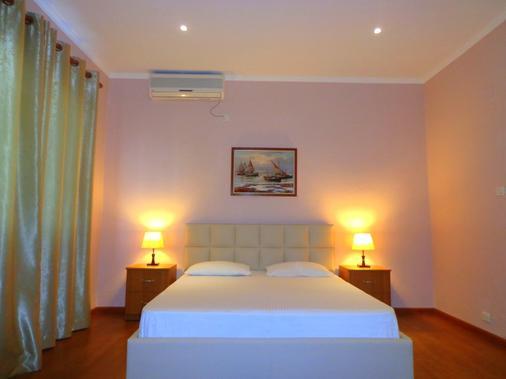 Hotel Viktoria - Tirana - Makuuhuone