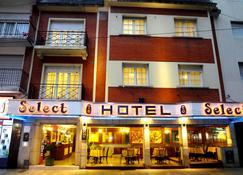 Hotel Select - Mar del Plata - Edificio