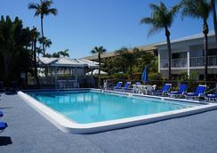 Caribe Beach Resort - Sanibel - Pool