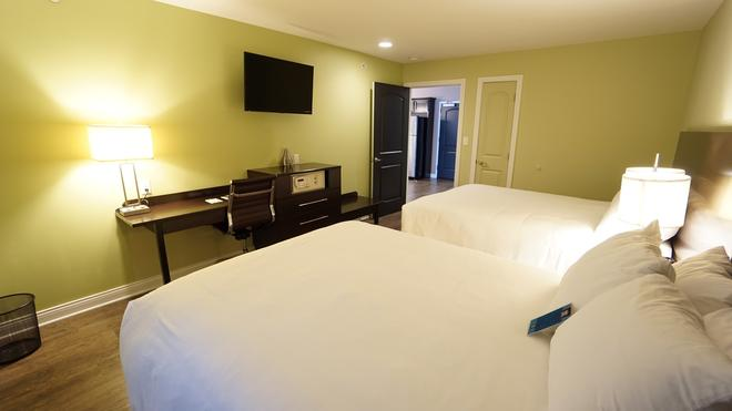 The Hotel Sync - Bowling Green - Bedroom