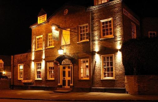 Hare & Hounds Hotel - Newbury - Rakennus