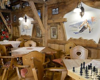 Hotel Presena - Passo del Tonale - Ресторан