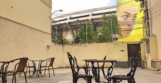 Hostel Varandas do Maracanã - Río de Janeiro - Patio