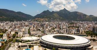 Hostel Varandas do Maracanã - Rio de Janeiro - Utomhus