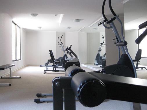 Eco Plaza Santiago - Santiago - Gym
