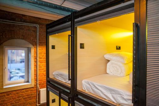 Railway capsules - Saint Petersburg - Bedroom