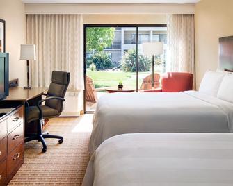 Santa Clara Marriott - Santa Clara - Bedroom