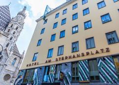 Boutique Hotel Am Stephansplatz - Viena - Edificio