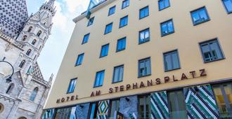 Boutique Hotel Am Stephansplatz - Вена - Здание