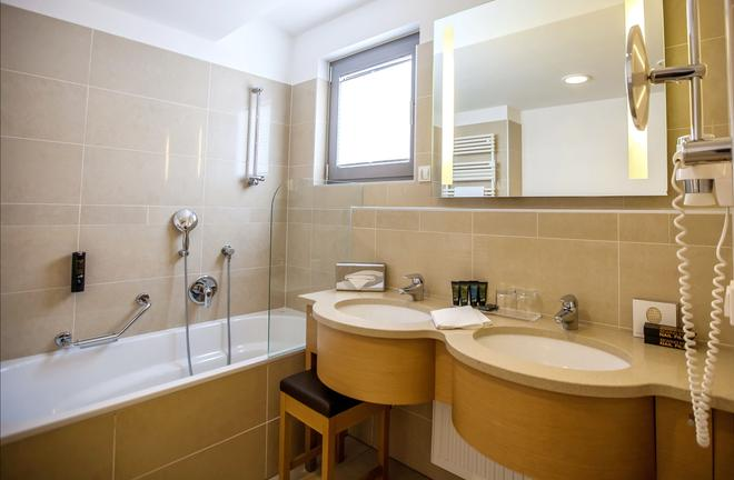 Boutique Hotel Am Stephansplatz - Vienne - Salle de bain