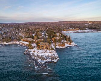 Superior Shores Resort & Conference Center - Two Harbors - Buiten zicht