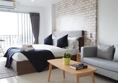 Q Space Residence - Bangkok - Schlafzimmer