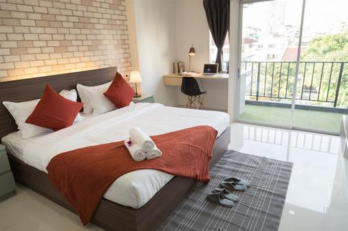 Q Space Residence - Bangkok - Bedroom
