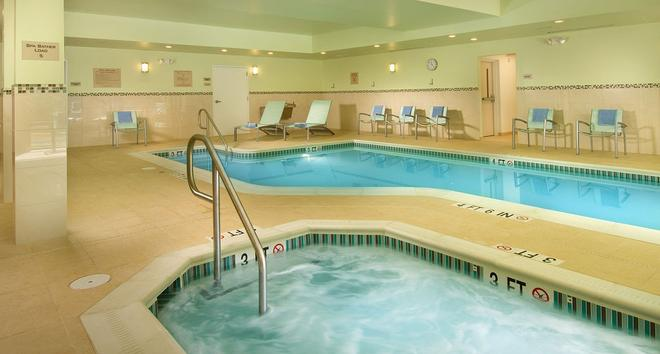 SpringHill Suites by Marriott Alexandria - Alexandria - Pool