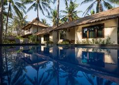 Eden Cottages - Gili Trawangan - Pool