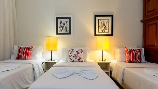 Pousada e Hostel SP Economica - Sao Paulo - Makuuhuone