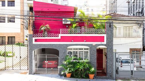 Pousada e Hostel SP Economica - Sao Paulo - Cảnh ngoài trời