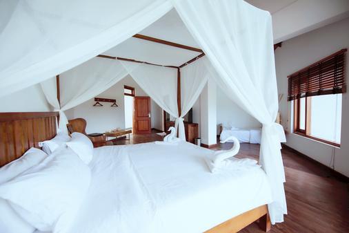 Cardamon Hotel Nilaveli - Trincomalee - Bedroom