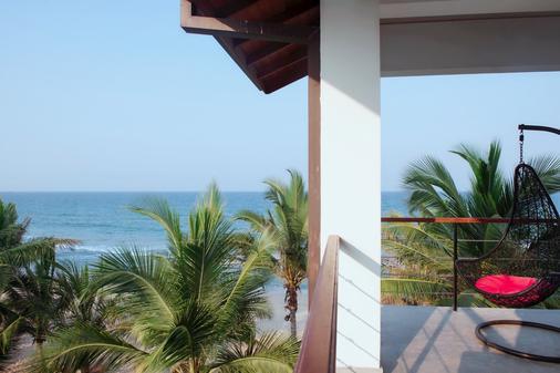 Cardamon Hotel Nilaveli - Trincomalee - Balcony
