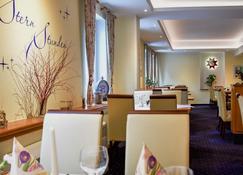 Hotel Zum Stern - Werben - Restaurant