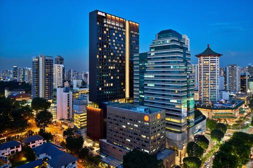 YOTEL Singapore - Σιγκαπούρη - Κτίριο