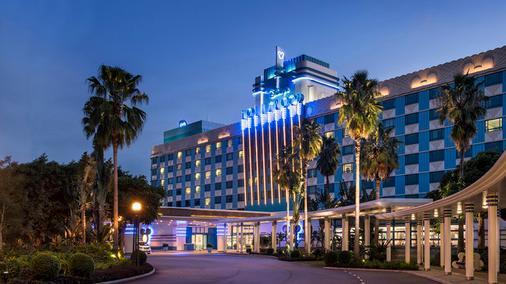 Disney's Hollywood Hotel - Hongkong - Rakennus