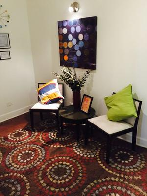House 5863- Chicago's Premier Bed And Breakfast - Chicago - Olohuone