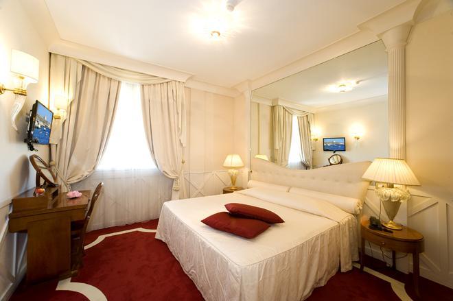 Zanhotel & Meeting Centergross - Bentivoglio - Bedroom