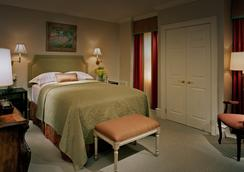 Rittenhouse 1715 - A Boutique Hotel - Philadelphia - Bedroom