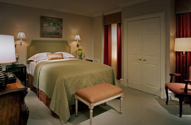 Rittenhouse 1715 - A Boutique Hotel - Philadelphia - Bedroom