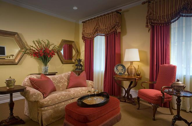 Rittenhouse 1715 - A Boutique Hotel - Philadelphia - Living room