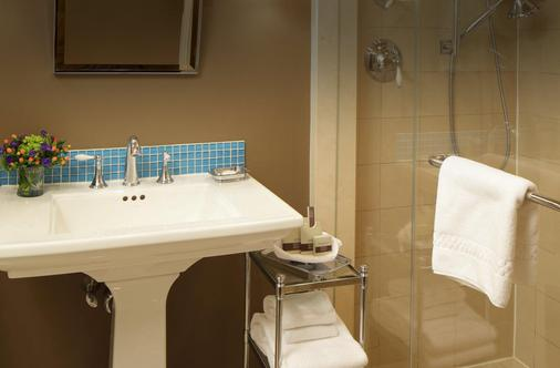 Rittenhouse 1715 - A Boutique Hotel - Philadelphia - Bathroom