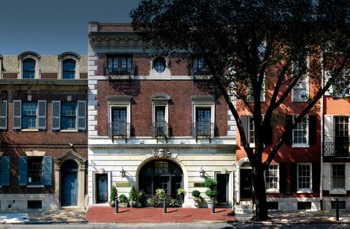 Rittenhouse 1715 - A Boutique Hotel - Philadelphia - Building
